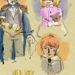 // Le voyage extraordinaire de Jules Verne