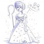 // Il pleut il pleut bergère …